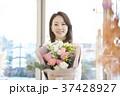 꽃집,플로리스트,젊은여자,한국인 37428927