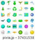 地球 アイコン イコンのイラスト 37431538