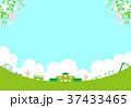 学校 桜 37433465