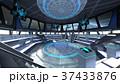 宇宙船 cg sfのイラスト 37433876