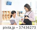 女性 医療スタッフ 人物の写真 37436273