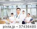 人物 医療スタッフ 男性の写真 37436480