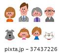 家族 親子 37437226
