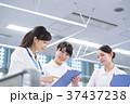 女性 看護師 医療スタッフの写真 37437238