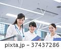 女性 看護師 医療スタッフの写真 37437286