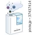 加湿器 カビ菌 37437414