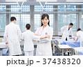 看護師 医療スタッフ 医師の写真 37438320