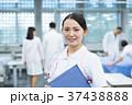 女性 看護師 医療スタッフの写真 37438888