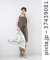 ゴミ捨て  37439081