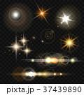 ライト 光 明かりのイラスト 37439890