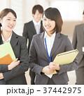 ビジネス ビジネスウーマン 新入社員の写真 37442975