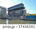 新小名木川水門 ローラーゲート 小名木川の写真 37446381