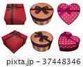 バレンタイン ギフト プレゼントのイラスト 37448346