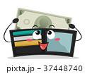 お財布 サイフ 財布のイラスト 37448740