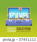 Tourism And Vacation Concept Travel South Korea 37451111