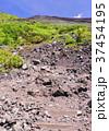 富士山 富士宮口 六合目の写真 37454195