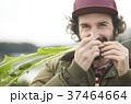 農業 野菜 収穫 外国人男性 37464664
