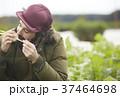 農業 野菜 収穫 外国人男性 37464698
