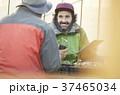 農業 苗 栽培 タブレット 外国人男性 37465034