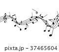 譜面 音楽 楽譜 ト音記号 演奏 歌う 37465604