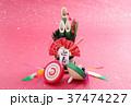 コマ 独楽 工芸品の写真 37474227