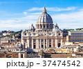 ローマ サン・ピエトロ大聖堂 クーポラの写真 37474542