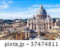 ローマ サン・ピエトロ大聖堂 クーポラの写真 37474811