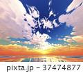 風と雲と海と 37474877