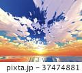 風と雲と海と 37474881