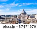 ローマ サン・ピエトロ大聖堂 クーポラの写真 37474979