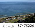 日本海 海 北陸本線の写真 37475220