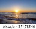 湘南 江ノ島 日の出 37478540