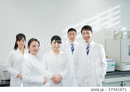研究室、研究者、実験、病院 37481671