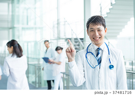 医師、医療スタッフ、働く人々 37481716