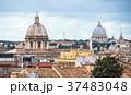 イタリア ローマ クーポラの写真 37483048