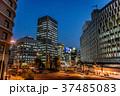 都市風景 大阪 街並みの写真 37485083