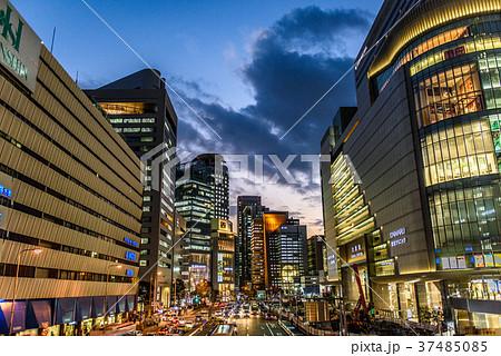 都市風景 大阪 37485085