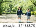 子供 小学生 入学式 イメージ 37488375