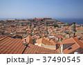 城壁からの景色 ドブロブニク クロアチア 37490545
