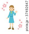 制服女子(セーラー) 37492647