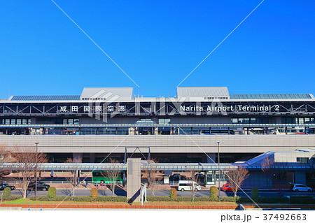 出発ロビー(成田国際空港) 37492663