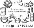レシピ 作り方 ベクトルのイラスト 37493188