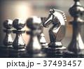 チェス ゲーム 試合のイラスト 37493457