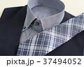 シャツ ネクタイ 洋服の写真 37494052