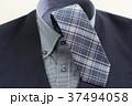 シャツ ネクタイ 洋服の写真 37494058
