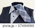 シャツ ネクタイ 洋服の写真 37494060
