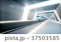 速い 未来的 近代的のイラスト 37503585