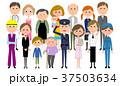 人物 人々 集合のイラスト 37503634