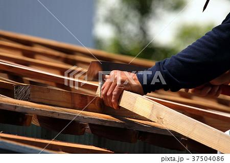 大工さんの仕事:現役職人 37504086