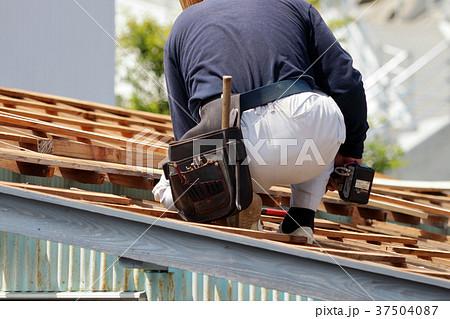 大工さんの仕事:現役職人 37504087